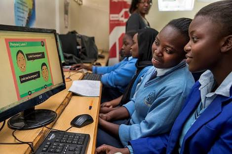 e-learning in Kenya